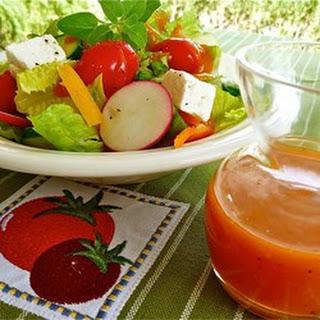 Frenchie's Salad Dressing.