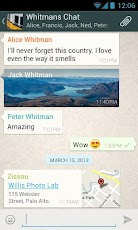 WhatsApp Messenger Screenshot 11