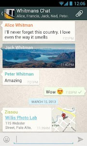 WhatsApp Messenger v6.72D