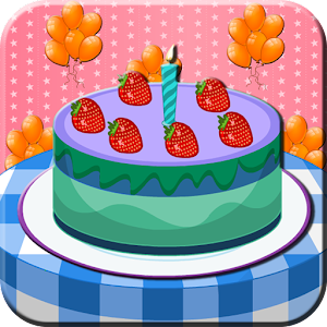 Download Decoration Of Cake : Download Decoration Game-Birthday Cake for PC