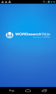 WORDsearch Bible- screenshot thumbnail