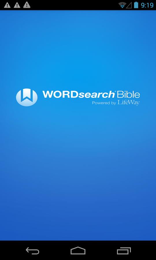 WORDsearch Bible- screenshot