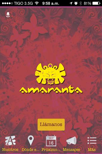 【免費旅遊App】Amaranta De Colombia-APP點子