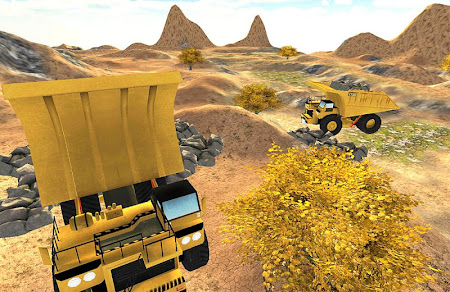 dump truck driving simulator 1.0 screenshot 55223