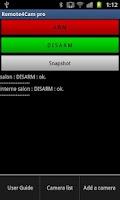 Screenshot of Remote4cam pro