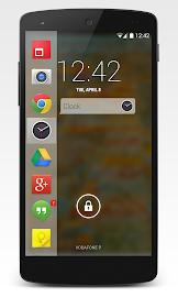 Glovebox - Side launcher Screenshot 2