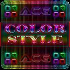 Next Launcher Colorstyle theme icon