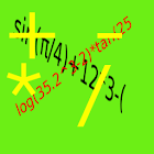 数式函数计算器(免费版本) icon