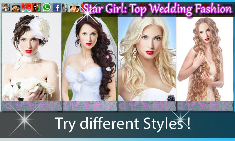 Star Girl: Top Wedding Fashion - screenshot