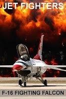 Screenshot of F-16 Fighting Falcon PRO
