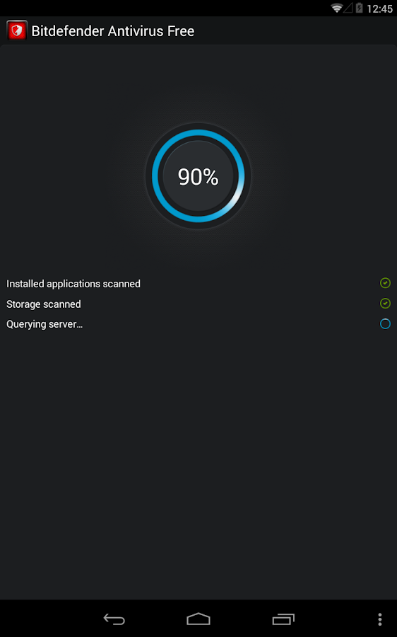Bitdefender Antivirus Free - screenshot
