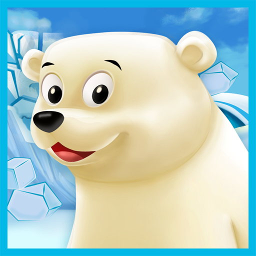 Polar Bear Cub for kids 3-5 LOGO-APP點子