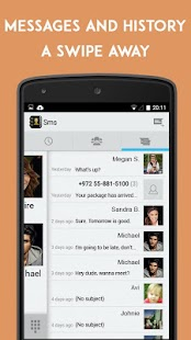 Contacts Dialer- screenshot thumbnail