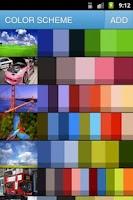 Screenshot of Color Scheme