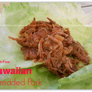 Hawaiian Shredded Pork - Gluten-Free.