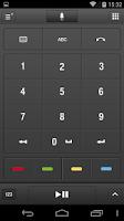 Screenshot of Entertain Remote Control