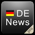 DE News Pro. Nachrichten icon
