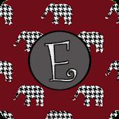 Football Monogram E Live WP