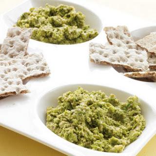 Fresh Pea Hummus