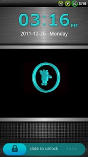 GO Locker Cyanogen Theme- screenshot thumbnail