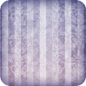 Stripe Damask Motif LWP icon