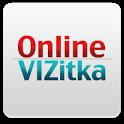 Онлайн визитка icon