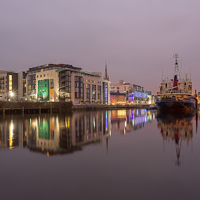 Reflections by Vaidotas Maneikis - Buildings & Architecture Office Buildings & Hotels ( drogheda, thedhotel,  )