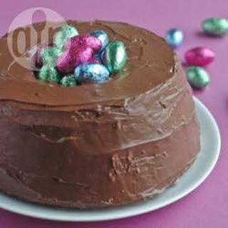Chocolade Paascake