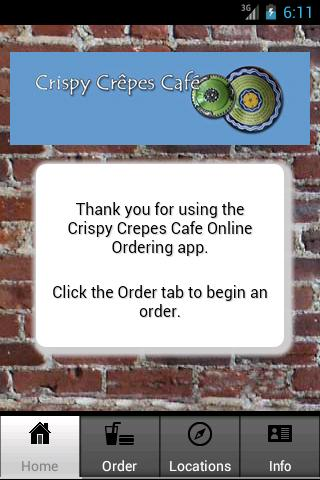 Crispy Crepes Cafe
