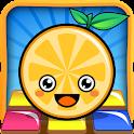 メモリゲーム フルーツ icon