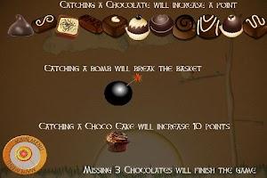 Screenshot of Chocolate Carnival
