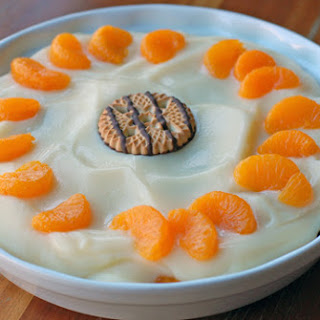 "Mandarin Cheesecake Dessert (or ""Salad"" if you're Southern)"