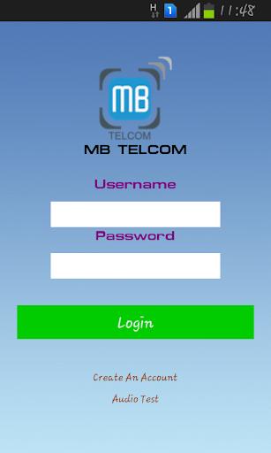 MBTEL VOIP SIP Phone