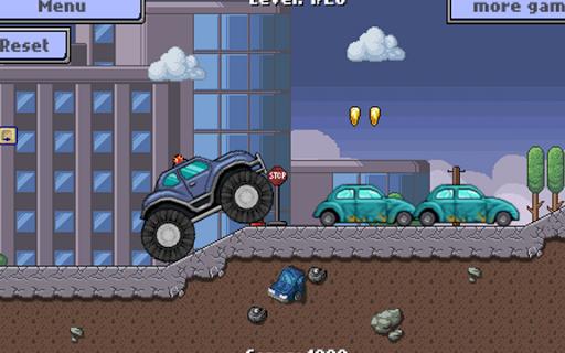警察卡車車手 - 賽車遊戲