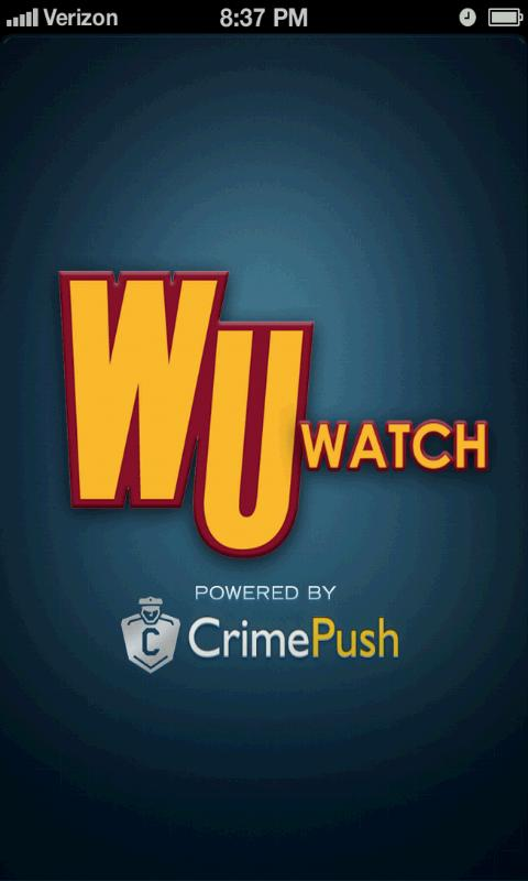 WU Watch Safety - screenshot