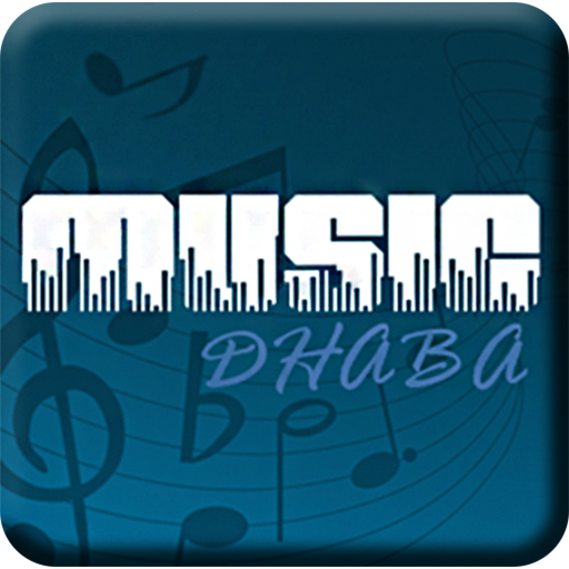 MusicDhaba online Indian music LOGO-APP點子