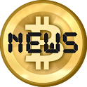 BTC News Bitcoin icon
