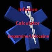 EZ Paramedic Drip Rates