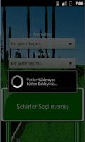 Screenshot of Distance Between Turkey Cities