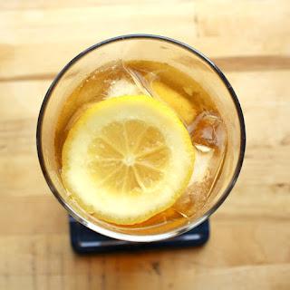 Lemon Sweet Tea