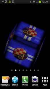 Ball 3D Dinamo Zagreb LWP - screenshot thumbnail