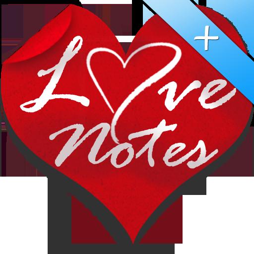 Ecards & LoveNotes+ 提示信差 通訊 App LOGO-APP試玩