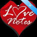E-cards & LoveNotes Messenger+ icon