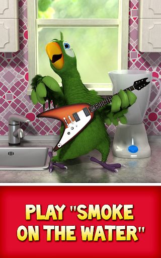 Talking Pierre the Parrot 3.4 screenshots 11