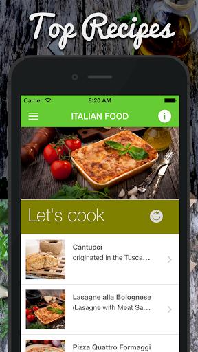 イタリア料理ホーム料理ベストレシピ簡単クッキング