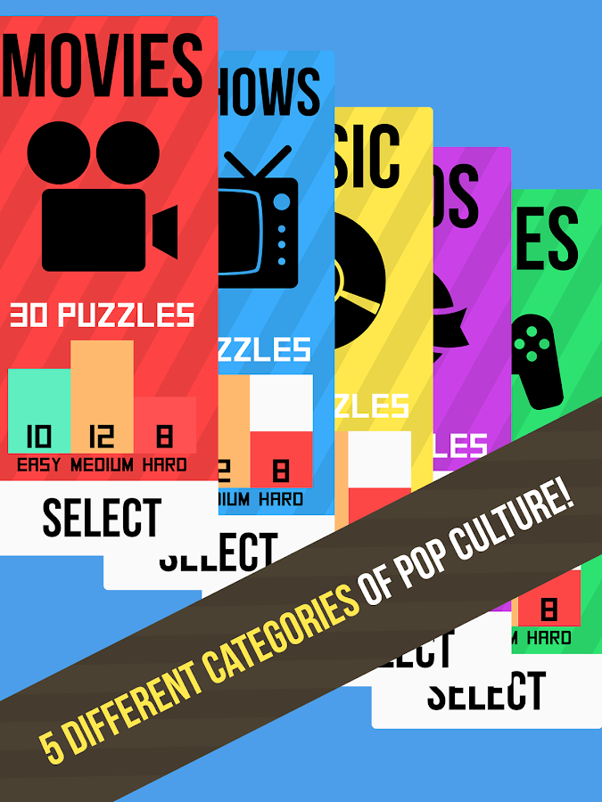 Pixel Pop - Icons, Logos Quiz - screenshot