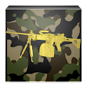 Light Machine Gun Shot Widget logo