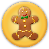 Gingerbread Cookies Wallpaper