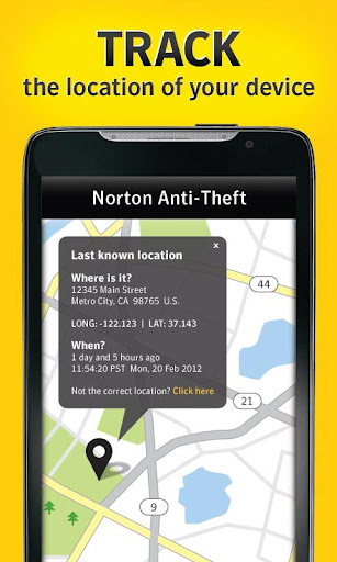 【免費工具App】Norton Anti-Theft-APP點子