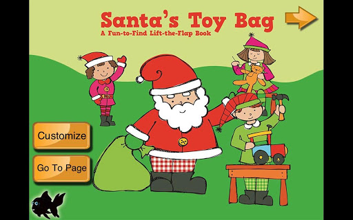 Santa's Toy Bag - Blackfish